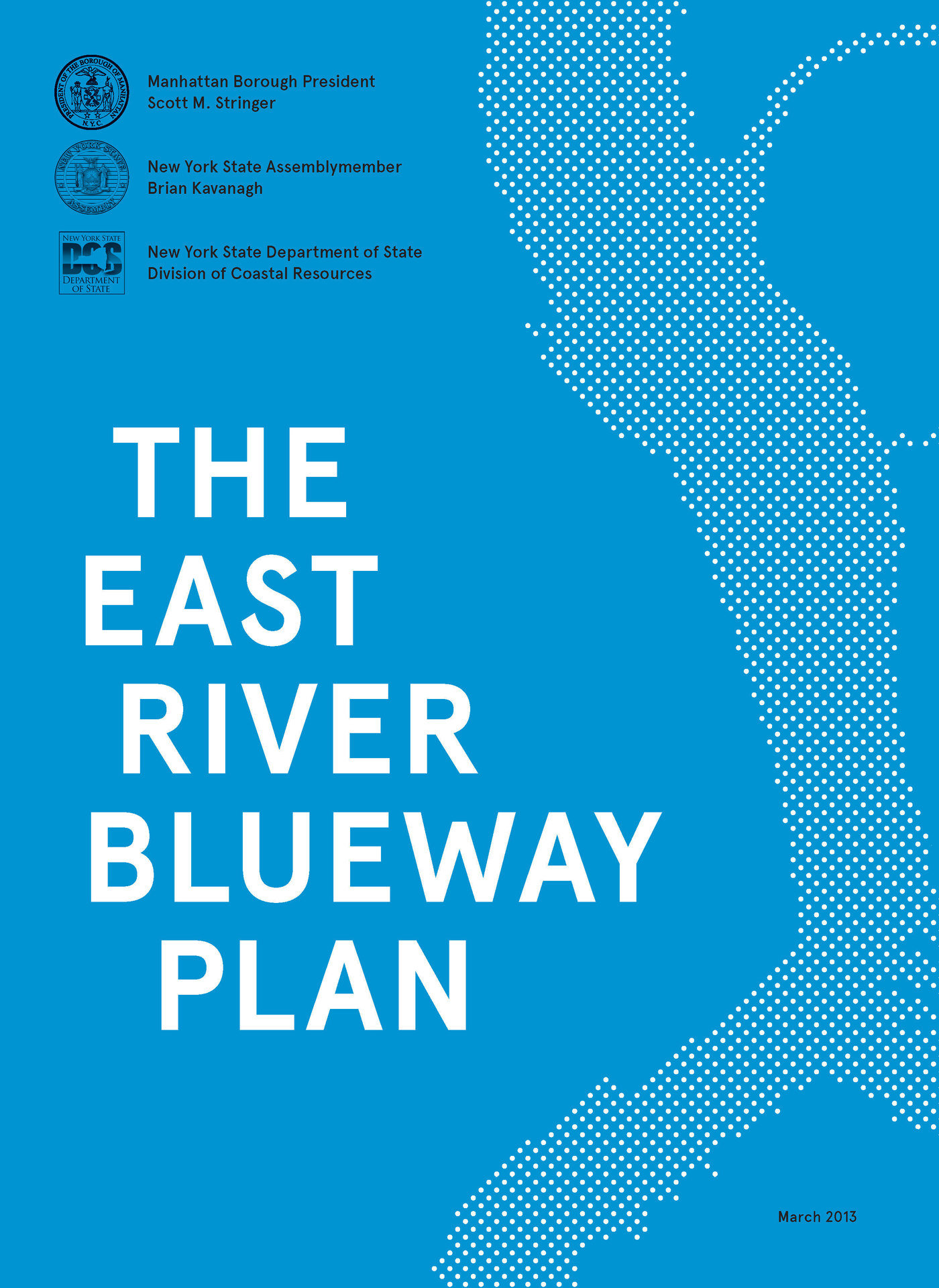 The east river blueway plan 1400 xxx q85