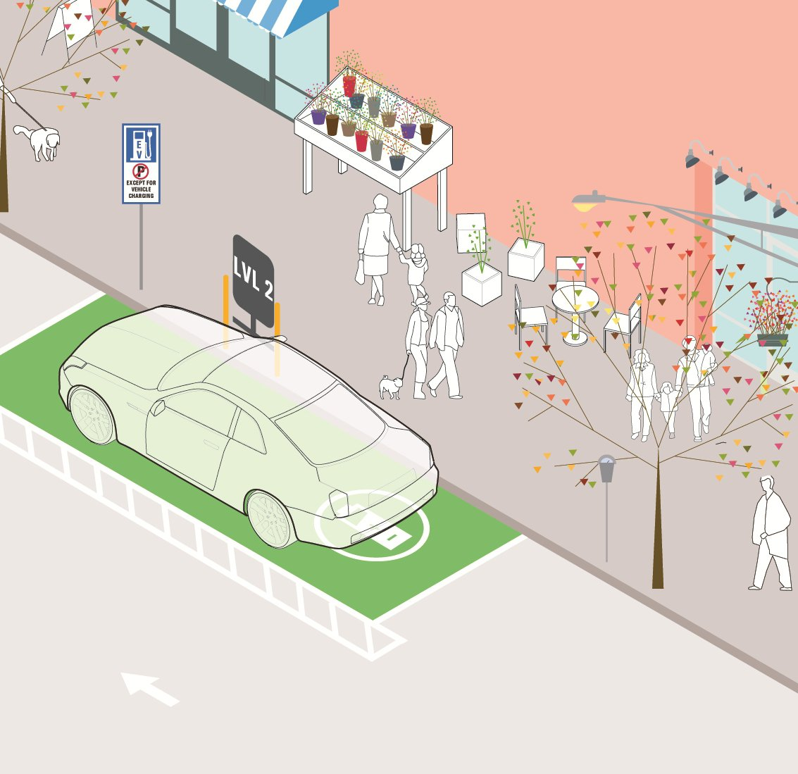 A Regional Plan for Electric Vehicle Charging Infrastructure