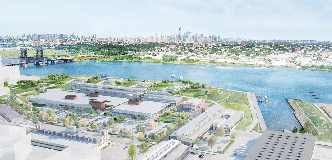 Kearny Point Master Plan and Building 78